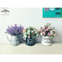Chậu hoa Vintage No.23