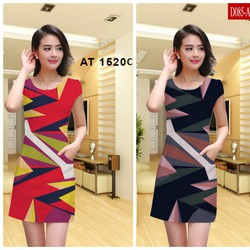 Đầm in 3D Kim So Eun
