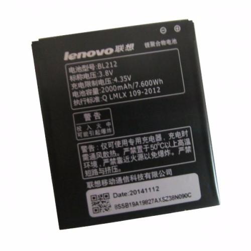 Pin Lenovo-BL212. ORIGINAL