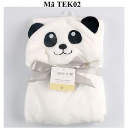 Khăn bông tắm trẻ em TEK02