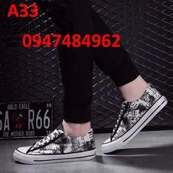 Giày mọi nam phong cách - A33