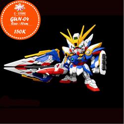 Bộ lắp ráp mô hình nhân vật Gundam thiên sứ đời II Wing Angel