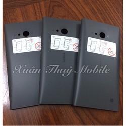 Vỏ nắp pin cho Nokia- Lumia 730 màu xám