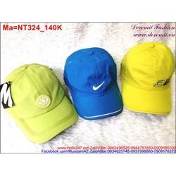 Nón thế thao thời trang nhiều màu sắc NT324