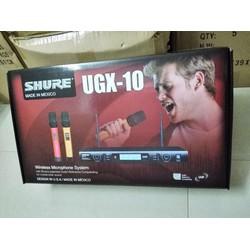 Micro không dây Shure UGX 10