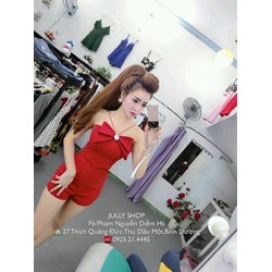 Đầm set bộ jumpsuit thời trang nữ