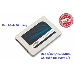 Ổ CỨNG SSD CRUCIAL MX300 525GB