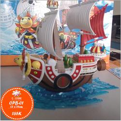 Bộ lắp ghép thuyền Thousand Sunny trong One Piece