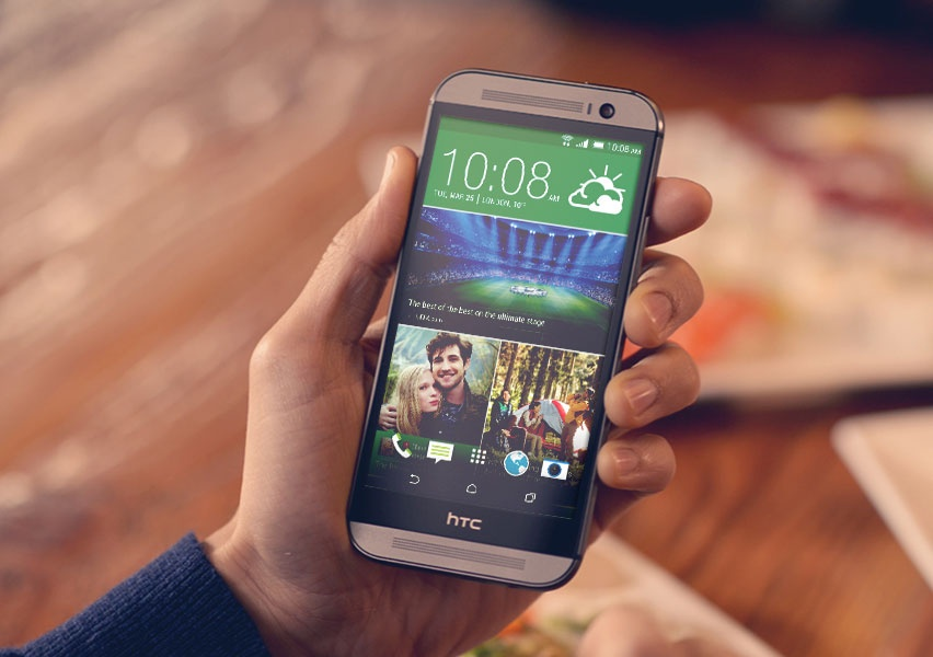 HTC One M8 cấu hình