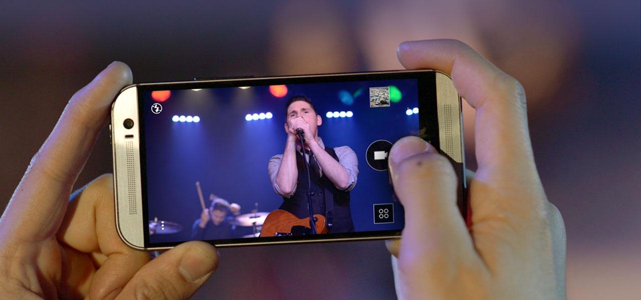 HTC One M8 màn hình