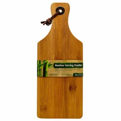 Khay gỗ đựng đồ ăn 28 X 11 X 0.8cm UBL KA0360