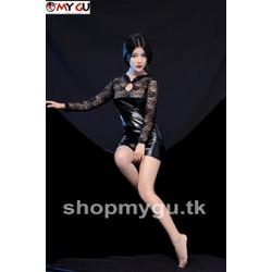 Đầm ôm Body Sexy phối ren quyến rũ D202