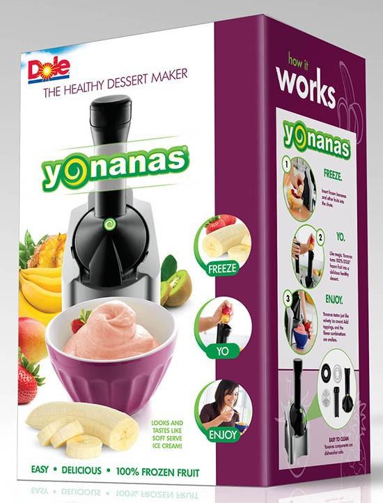 Máy làm kem Yonanas cao cấp 5
