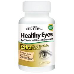 Bổ mắt 21st Century Healthy Eyes với Lutein