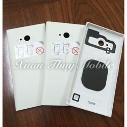 Vỏ nắp pin cho Nokia- Lumia 730 màu trắng