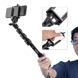 Gậy chụp ảnh selfie cao cấp Yunteng YT-188 Full phụ kiện Kèm chân máy