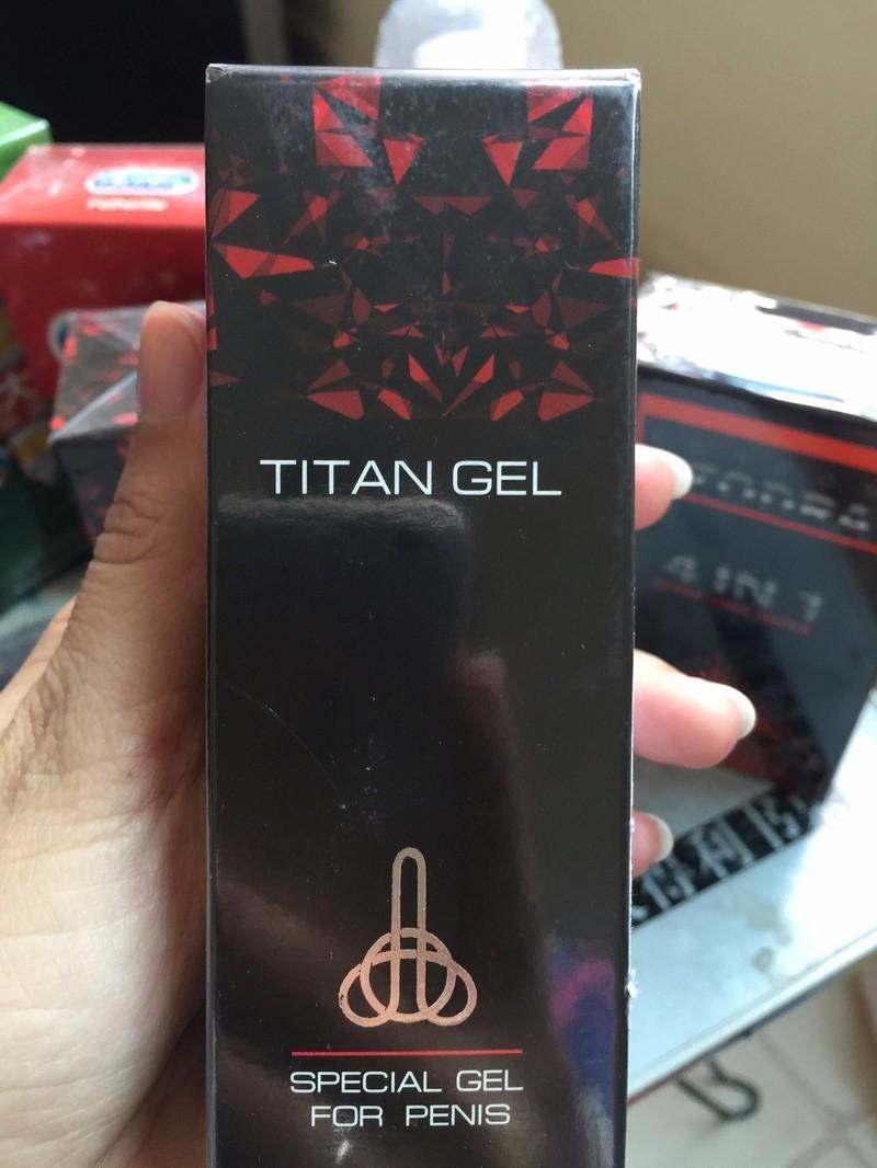 titan gel chính hãng tg01 sendo vn