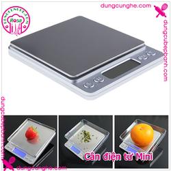 Cân điện tử Mini 3kg  0 01g màn hình LCD