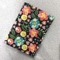 VINA02 - Ví name card handmade ruột rời họa tiết hoa