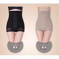 Quần Gen nịt bụng tạo dáng đẹp co giãn tốt giúp tan mỡ bụng - QG001