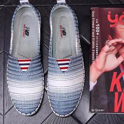 Giày mọi vải nam thời trang Hàn- GL9