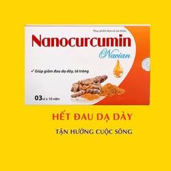 Combo 10 hộp nghệ nanocurcumin navian