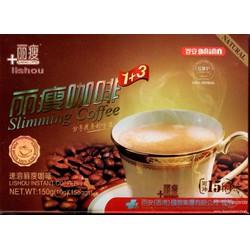 Cafe giảm cân  Lishou Slimming  Coffee Thái Lan