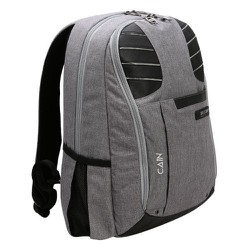 Balo laptop Simplecarry Cain Grey