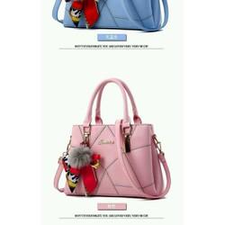 Túi xách nữ  - túi xách công sở  Hàn quốc kèm quà tặng
