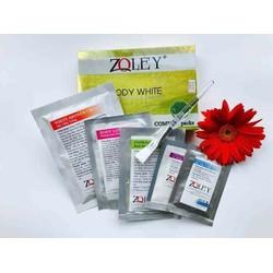 SET Tắm trắng Zoley an toàn ko kích ứng