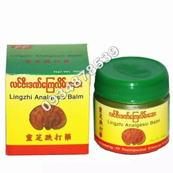 Dầu cù là linh chi đỏ Myanmar