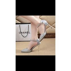giày cao gót kim sa về 2 màu đẹp xuất sắc