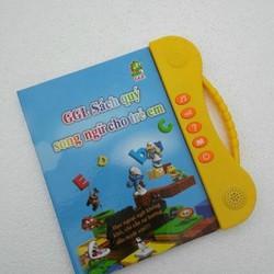 Sách điện tử Song Ngữ ANh Việt,học tiếng anh cho bé