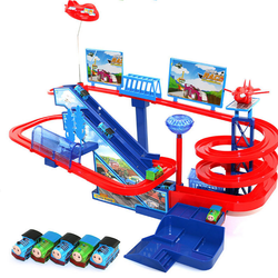 Bộ đồ chơi đường ray tàu điện
