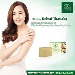 Xà phòng Deleaf Thanaka Thái Lan