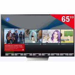Smart Tivi Sony 65inch 4K ULTRA HDR Model 65X8500D - Freeship HCM