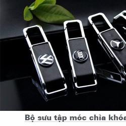 Móc chìa khóa logo xe