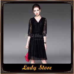 Đầm Nữ LADY STORE sang trọng đẳng cấp LD101