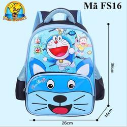 Ba lô đi học Doraemon cho bé FS16