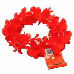 Vòng hoa Lei màu đỏ