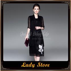 Đầm nữ LADY STORE sang trọng đẳng cấp LD109