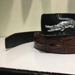 Thắt lưng cá sấu giảm giá cực sâu 2017