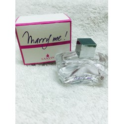 Nuoc hoa Marry me 5ml hàng thật