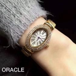đồng hồ nữ mặt oval