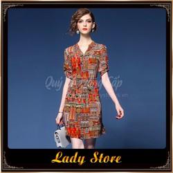 Đầm nữ  LADY STORE sang trọng đẳng cấp LD105