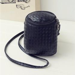 Túi đeo chéo mini dạng hộp vân nổi  PB11013558