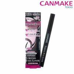 Bút kẻ mắt Canmake Strong Eyes Liner Super Black