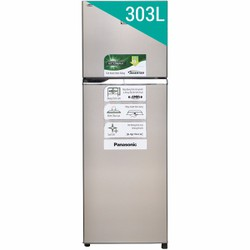 Tủ lạnh Panasonic 303L NR-BL347PSVN- Freeship nội thành HCM