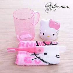 Combo set đồ dùng Hello Kitty
