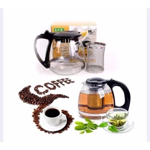 Bình pha trà, cà phê thủy tinh có lưới lọc inox cao cấp - 4179936 , 5059033 , 15_5059033 , 69000 , Binh-pha-tra-ca-phe-thuy-tinh-co-luoi-loc-inox-cao-cap-15_5059033 , sendo.vn , Bình pha trà, cà phê thủy tinh có lưới lọc inox cao cấp
